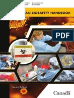 Canadian Biosafety Handbook