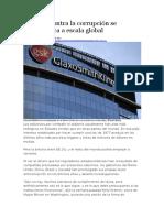 TWSJ - La Lucha Contra La Corrupción Se Intensifica a Escala Global - 17 03 15