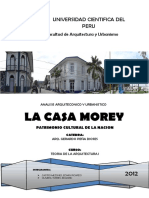 Casa Morey - WORD