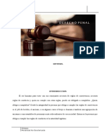 DERECHO PROCESAL PENAL, SEMANA 1, SINTESIS.doc
