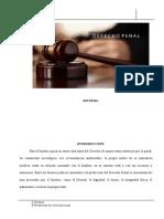 DERECHO PENAL II SEMANA 1, SINTESIS.doc