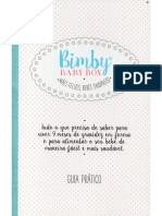 Bimby Baby Box - Guia Prático