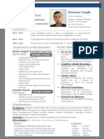 CV Ouajih Idriouan ENSA Tanger