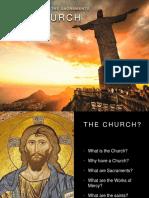 β1 the Church