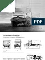 Unimog U4023-U5023 Technical Information