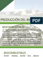 PRODUCCIÓN DEL BIOETANOL