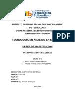 Proyectos Auditoria - Grupo N5