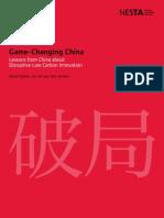 Game-Changing China