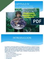 Problemas Ambientales Globales