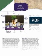 7 Display Planograms