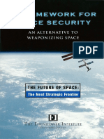 A Framework for Space Security