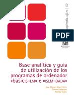 Base analítica y guía de utilización de los programas de ordenador basicis-lm e islm-oada.pdf