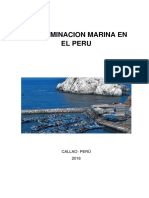 Contaminacion Marina Peru