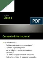 Clase 1 - EIRM
