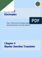 Electronics Chapter 4