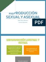Reproducción Sexual y Asexual