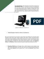 Pengertian Hardware.docx