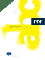 ABC Del Derecho de La Union Europea