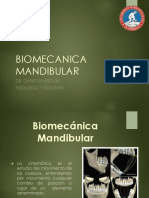 Biomecanica Mandibular