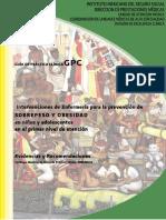 690ger Guia de Practica Clinica Intervenciones de Enfermeria en La Prevencion de La Obesidad