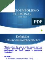 5 TROMBOEMBOLISMO PULMONAR