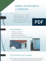 TS Dispositivo Automatico Para Cisternas - Versão Final
