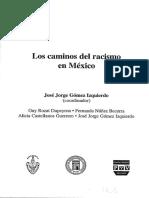 Los Caminos Del Racismo en México