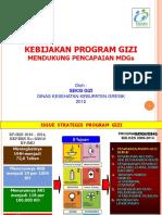 4_kebijakan Program Gizi Mendukung Mdgs