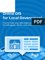 Online GIS for Local Government - Mango
