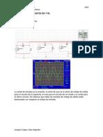 Simulaciones Circuitos Rc y Rl