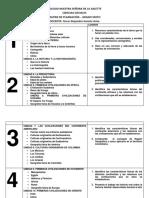 Matriz de Planeacion 2013