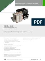 1.5.3 Capacitor Modules 2016