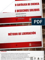 Santiago Matute Desechos Solidos