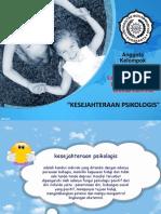 kesejahteraan psikologis