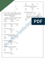 Practica Nº 03 - Matematicas