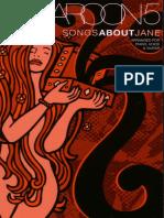 Maroon 5 Album Songs About Jane.pdf