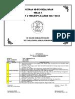 Pemetaan KD Kelas 5.docx