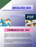 1. Pengantar Farmakologi Gizi