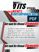 Art and Its Visual Elements