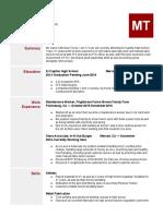 ramirez-resume template 2015