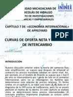 07 - Curvas de Oferta Neta y Términos de Intercambio