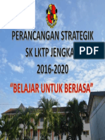 Cover Buku Perancangan Strategik SKJ7
