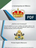 Proyectos Monarquitas en México