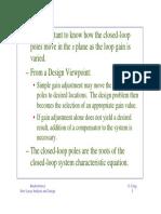 RLocus Analysis Design 3