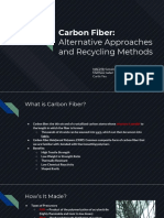 Carbon Fiber Final Presentation