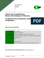 Chuv Cit Normalisation Telecom