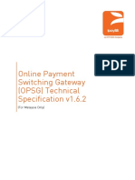 [IPay88] Technical Specification v1.6.2 (for Malaysia Only)