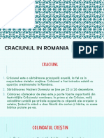 Craciunul in Romania