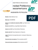 Universidad Politécnica Mesoamericana Estancia 2
