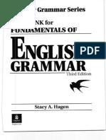 Test Bank Fundamentals of English Grammar
